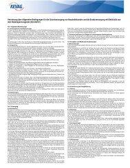 Stromgrundversorgungsverordnung - kevag