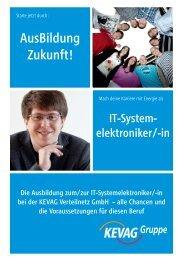 31220510_12 Azubi Flyer A5 - IT-Systemelektroniker.indd - kevag