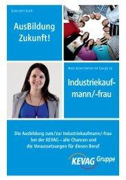 31220510_12 Azubi Flyer A5 - Industriekaufmann.indd - kevag