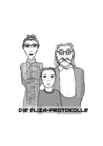 Die ELIZA-Protokolle - Kriminologisches Forschungsinstitut ...