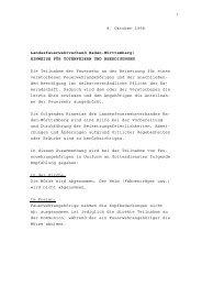 HINWEISE FÜR TOTENFEIERN UND BEERDIGUNGEN Die ...