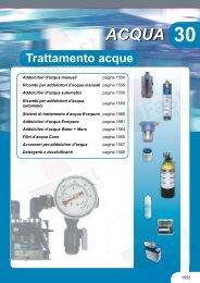 Acqua-Trattamento acque - Fast Ricambi