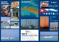 KUBA - KH+P Yachtcharter