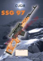 SSG 97 - ACP-Waffen