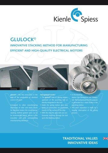 glulock® - Kienle + Spiess