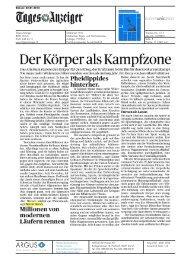 Der Körper als Kampfzone (Deutsch) - Kieser Training