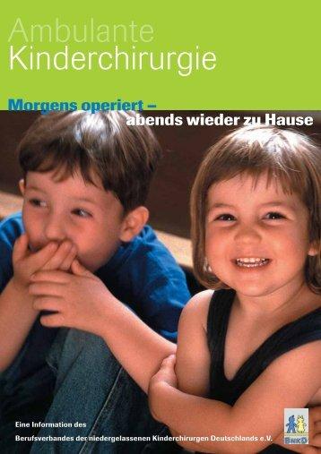 Ambulante Kinderchirurgie - Kinderchirurgie-bonn-zentrum.de