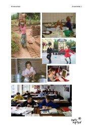 Arbeitsblätter Kinderarbeit - Kinderfreunde