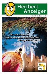 Ausgabe 13 Dezember 2011 (PDF-Datei) - Kinder- und Jugenddorf ...