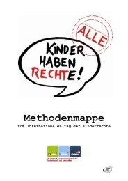 Methodenmappe - Kinderrechte 2010 - Kinderfreunde
