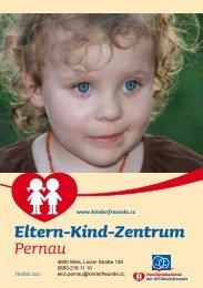 Eltern-Kind-Zentrum Pernau - Kinderfreunde