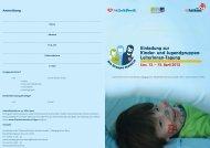 Einladung Kinder- und JugendgruppenleiterInnnen ... - Kinderfreunde