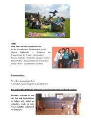 Hort Unterweitersdorf Information - Kinderfreunde