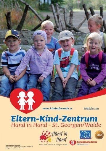 Eltern-Kind-Zentrum - Kinderfreunde
