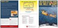 Weihnachtsbuchaktion Folder - Kinderfreunde