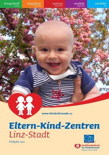 Programmheft Eltern-Kind-Zentren Frühjahr 2012 - Kinderfreunde