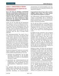 BASEL II / OPERATIONELLE RISIKEN Qualitätssicherung der - Acrys