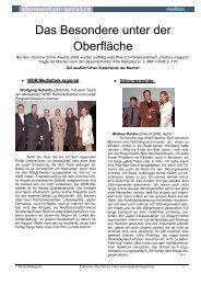 medium magazin - Kinderschutz eV