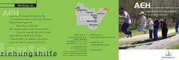 Ambulante Erziehungshilfe Schwabing/Freimann - Kinderschutz eV