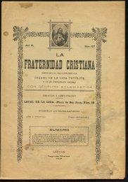 FRATERNIDAD CRISTIANA - Sol-Torres