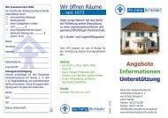 Info-Flyer 621 kB - Deutscher Kinderschutzbund Bünde e.V.