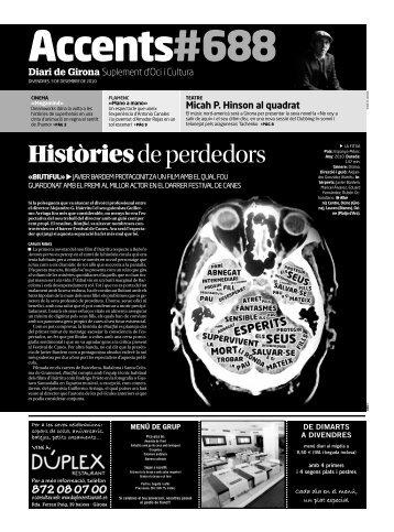 Històries de perdedors - Diari de Girona