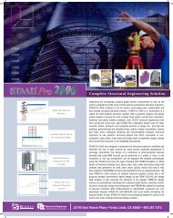 Complete Structural Engineering Solution