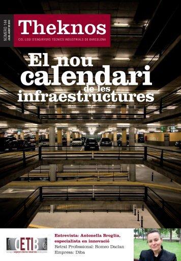 Theknos - Col·legi d'Enginyers Tècnics Industrials de Barcelona