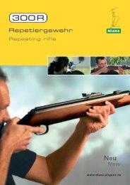 Repetiergewehr - ACP-Waffen