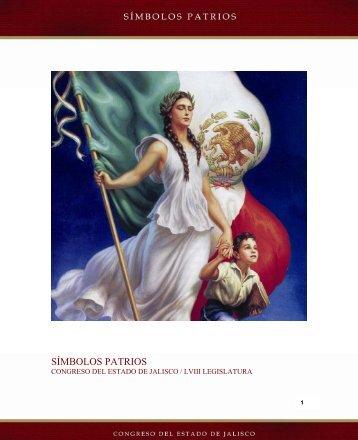 SÍMBOLOS PATRIOS - Congreso del Estado de Jalisco