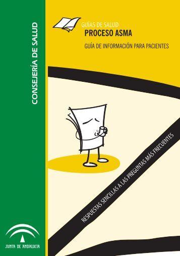 Proceso asma - Junta de Andalucía