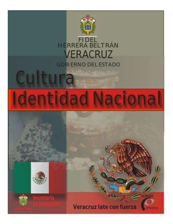 manual cultura identidad nacional - Supervisión Escolar zona ...