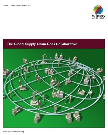 The Global Supply Chain Goes Collaborative