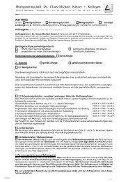 Vertragsformular für die Region Halle/Leipzig - Dr. Claus-Michael ...