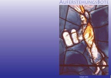 Frühjahr 2011 - Kirchemarmstorf.de