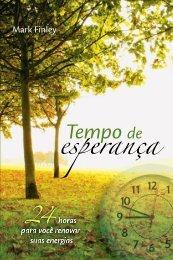 Livro: Tempo de Esperança - Associação Paulista Oeste