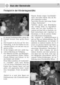 gemeindebrief - Evangelische Kirche Reinheim - Page 7