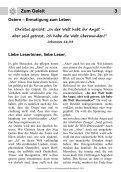 gemeindebrief - Evangelische Kirchengemeinde Reinheim - Page 3