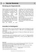 gemeindebrief - Evangelische Kirchengemeinde Reinheim - Page 5