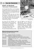 gemeindebrief - Evangelische Kirchengemeinde Reinheim - Page 7