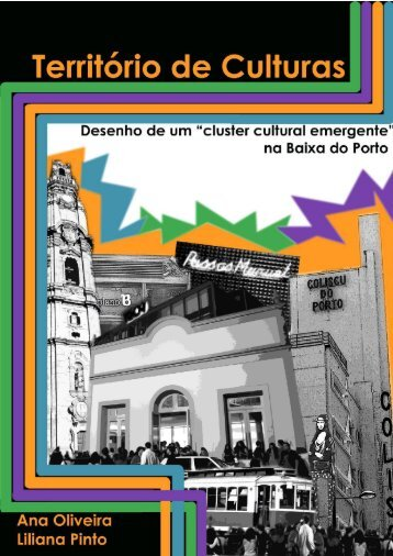 Desenho de um cluster cultural emergente na Baixa ... - Campo Aberto