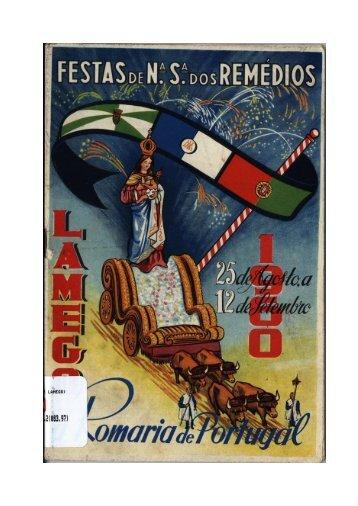 Festas de N.ª S.ª dos Remédios - Câmara Municipal de Lamego