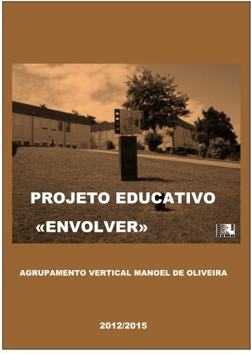 Projeto Educativo - Início