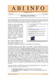 Felix Altorfer - Aktion Bildungsinformation ev