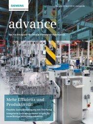 Mehr Effizienz und Produktivität - Kirchner Konstruktionen GmbH