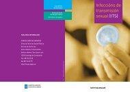 nfeccións de transmisión sexual (ITS) - Sergas