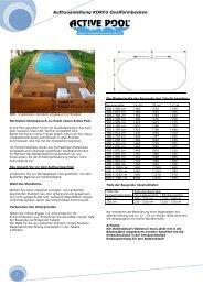 Ovalbecken Korfu - Active Pool