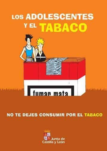 Los adolescentes y el tabaco - ies trinidad arroyo - Junta de Castilla ...
