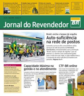 nº74 - Maio - Petrobras Distribuidora