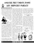 Fouineur libre #33 – novembre 2009 - Comités Logement ... - Page 2